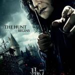 Poster de HP 7 Snape