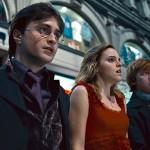 Harry Potter y las Reliquias de la Muerte. Parte 1.