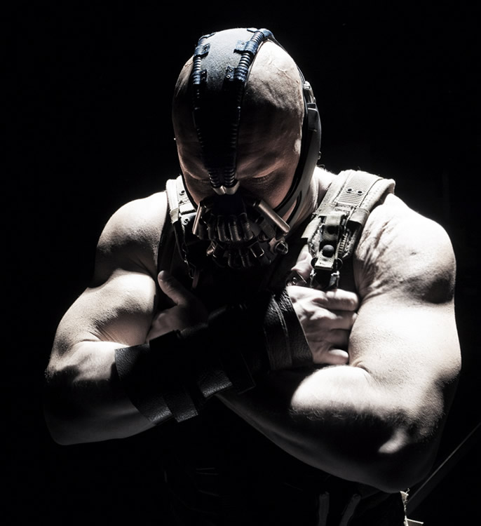 the dark knight returns bane